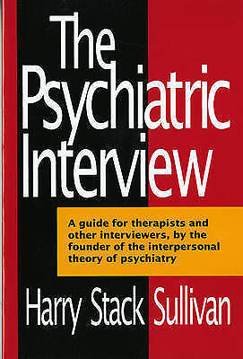 (Good)-The Psychiatric Interview (Norton Library) (The Norton Library) (Paperbac