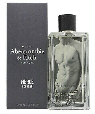 Fierce Cologne by Abercrombie & Fitch 6.7 Oz / 200 Ml Cologne Spray for Men