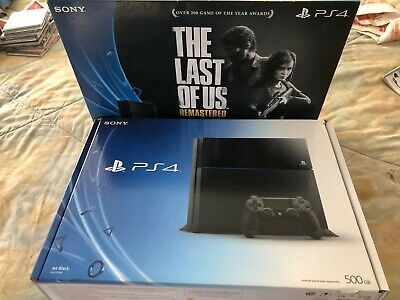 Empty Box Only Uncharted 4 Playstation 4 Ps4 Slip Cover Sleeve Video Games & Consoles