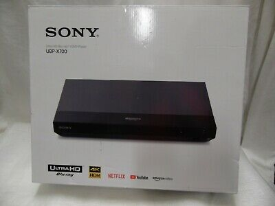 Sony UBP-X700 4K Blu-ray/ DVD Player New In Box Free Shipping GREAT DEAL !!