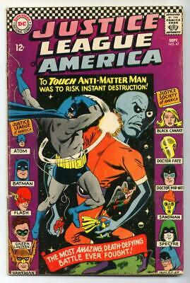 Justice League of America #47 (Mike Sekowsky) Silver Age-DC VG/FN   {50% OFF}