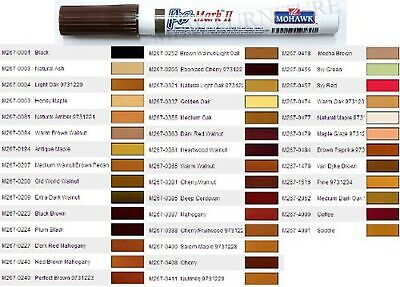 Mohawk Pro-Mark II Touch-Up Marker - Brown Paprika