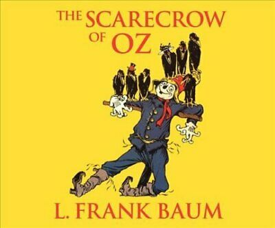 The Scarecrow of Oz by L Frank Baum 9781974937592   Brand New   Free UK Shipping