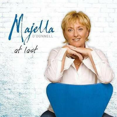 At Last by Majella O'Donnell (CD, May-2006, Rosette UK)  NEW AND SEALED !!!