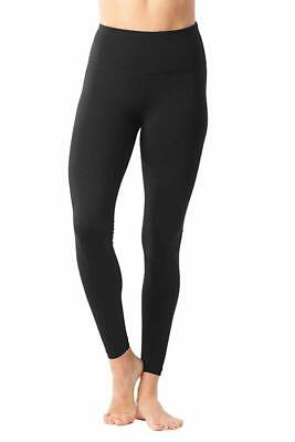 974c832903 90 Degree By Reflex NEW Black Women's Size Small S Activewear Leggings #145