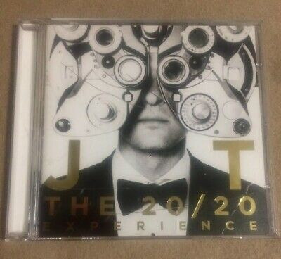 Justin Timberlake : The 20/20 Experience CD (2013)