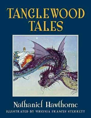 Tanglewood Tales by Nathaniel Hawthorne 9781606600269   Brand New