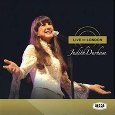 JUDITH DURHAM Live In London 2CD BRAND NEW The Seekers
