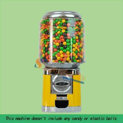 Wholesale Vending Products Bulk Vending Gumball Candy Dispenser Machine Yellow