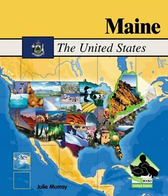 Maine by Julie Murray (Hardback, 2006)