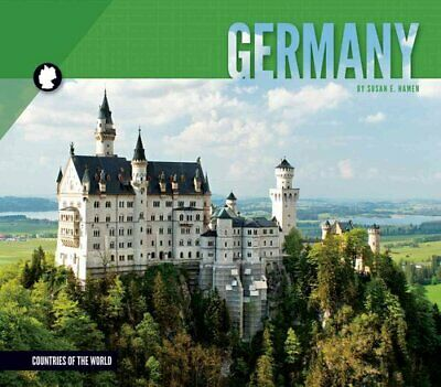 Germany by Susan E. Hamen 9781617831102 | Brand New | Free UK Shipping