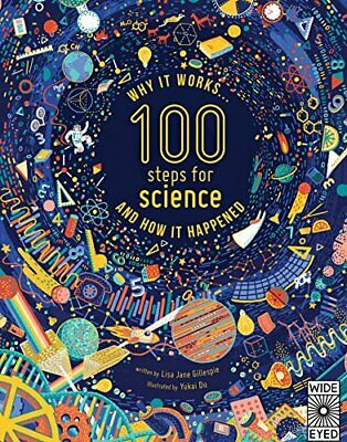 100 Steps for Science: Why it works and how it happened-Lisa Jane Gillespie,