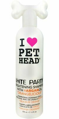 Pet Head White Party Shampooing Brillance - 354 ml