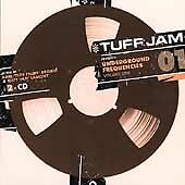 Tuff Jam - Presents Underground Frequencies Vol.1 (2 CDS)  NEW AND SEALED