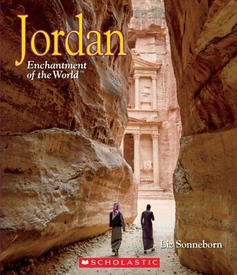 Jordan by Liz Sonneborn 9780531126981 | Brand New | Free UK Shipping
