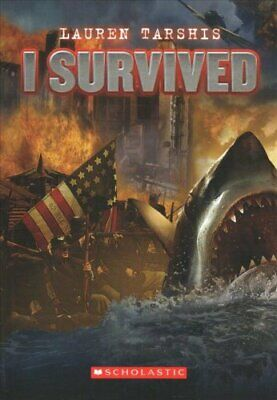 I Survived: Ten Thrilling Stories (Boxed Set) by Lauren Tarshis 9781338565850