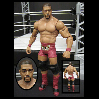 NXT WWE David Otunga Series 25 Wrestling Action Figure Kid Child Mattel Toy