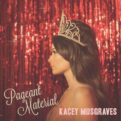 Pageant Material - Cd Musgraves, Kacey - Country Music New CD063160