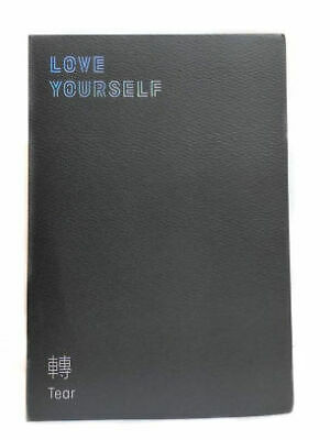 Love Yourself: Tear - Cd Bts - Punk New CD094217