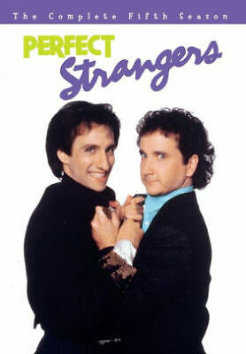Perfect Strangers: The Complete Fifth Se Dvd - Perfect Strangers: The Complete F