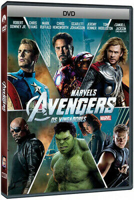Marvel's The Avengers Dvd - Marvel's The Avengers - Movie Dvd DV021699