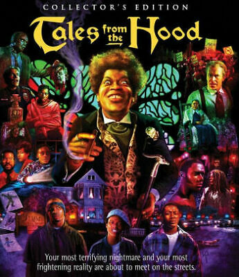 Tales From The Hood (Collector's Edition Bluray - Tales From The Hood (Collector