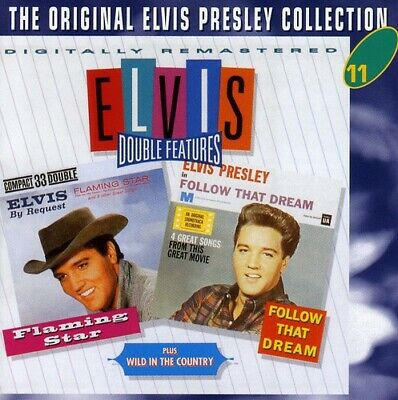 Flaming Star / Wild In The Country / O.S - Cd Presley, Elvis - Rock & Pop Music