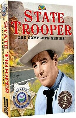 State Trooper: The Complete Series Dvd - State Trooper: The Complete Series - Mo