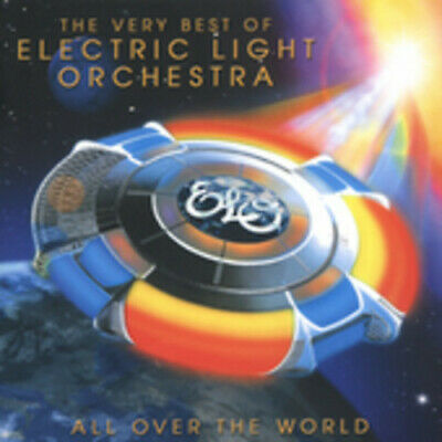 All Over The World: Best Of Electric Lig - Cd Elo ( Electric Light Orchestra ) -