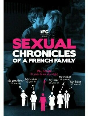 Sexual Chronicles Of A French Family Dvd - Sexual Chronicles Of A French Family