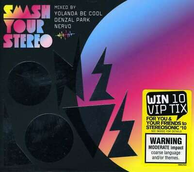 Smash Your Stereo - Cd Various - Dance New CD049219