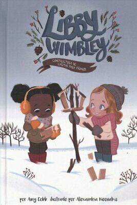 Libby Wimbley by Amy Cobb 9781532134708 | Brand New | Free UK Shipping