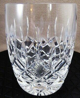 Stuart Crystal Barrel Shape 1/2 Pint Tumbler
