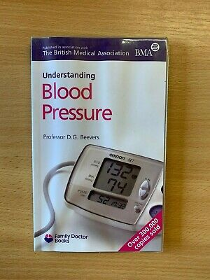 "2008 ""Understanding Blood Pressure"" Illustrated Small Paperback Book"