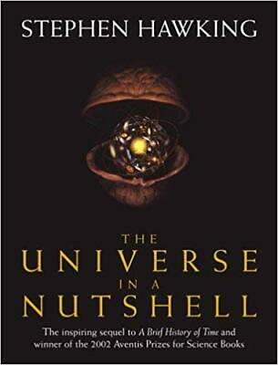 Stephen Hawking - The Universe in a Nutshell (Audio-book)