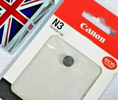 Genuine Canon N3 REMOTE SOCKET CAP FOR EOS 3