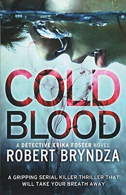 Cold Blood A gripping serial killer thriller that will take your breath away: V5
