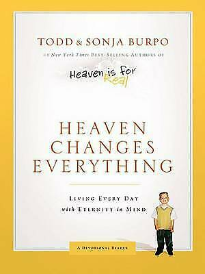 Heaven Changes Everything - 9780849948411