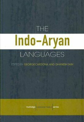 The Indo-Aryan Languages by Taylor & Francis Ltd (Paperback, 2007)