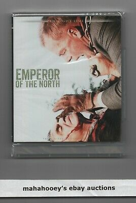 Emperor of the North (Twilight Time) SOLD OUT Ltd Ed 3,000 OOP Blu-Ray SEALED!