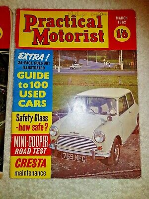 Practical Motorist June And March 1962