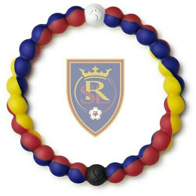 Lokai Real Salt Lake Bracelet