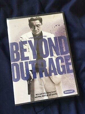 Beyond Outrage (DVD, 2014)