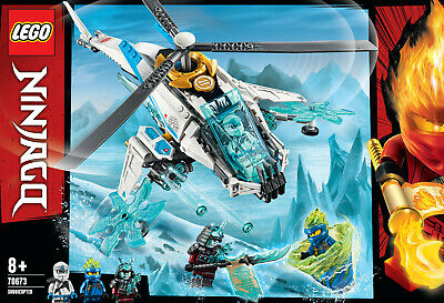 Lego Ninjago 70673 - Shuricopter, New/Boxed