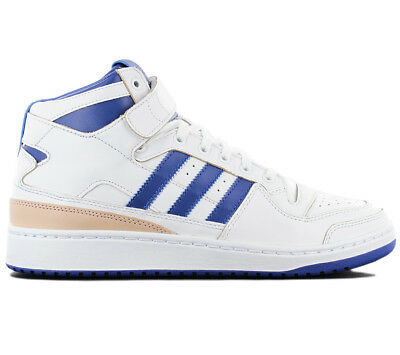 MEN Forum BY4412 Wrap Mid collegiate royal ADIDAS white QxsrdthC