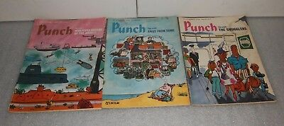 Punch Magazine August 1976 (3 issues)