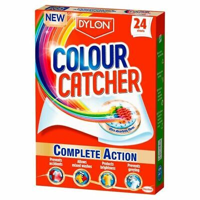 Dylon Colour Catcher Sheets 24 per pack, 6 Pack