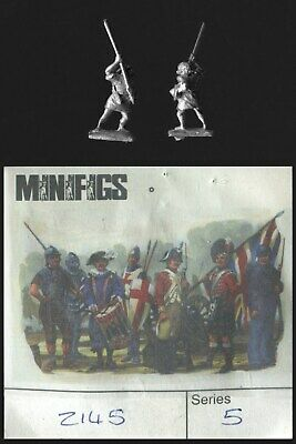 Minifigs 15mm Ancients Z145 Aetolian or Agrianian Javelinmen (x 8)