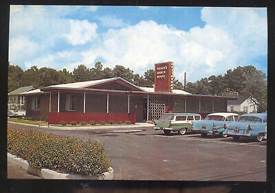 WILMINGTON NORTH CAROLINA~NEW Hanover High School~1950s Cars