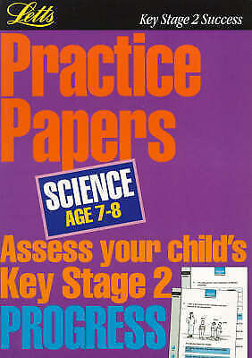 OPKS2 Practice Papers: Science 7-8: Age 7-8 (Key Stage 2 practice papers), Booth